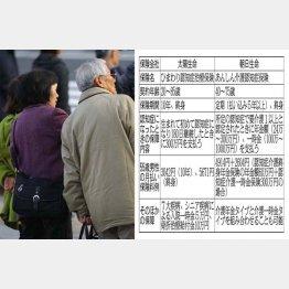 個人賠償特約で電車事故も対応(C)日刊ゲンダイ