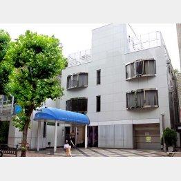 ジャニーズ事務所(C)日刊ゲンダイ
