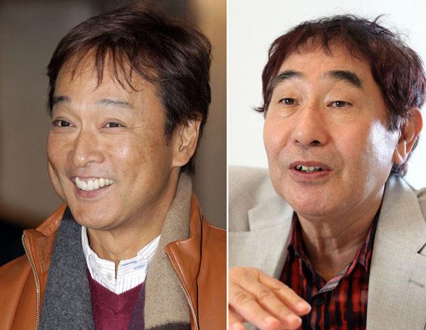 太川陽介(左)と蛭子能収の名コンビ復活?(C)日刊ゲンダイ