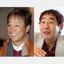 太川陽介(左)と蛭子能収の名コンビ復活?