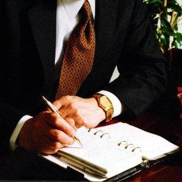 アポは常にアナログ手帳に書き写す
