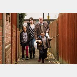 「わたしは、ダニエル・ブレイク」(C)Sixteen Tyne Limited, Why Not Productons, Wild Bunch, Les Films du Fleuve,Britsh Broadcastng Corporaton, France 2 Cinema and The Britsh Film Insttute 2016