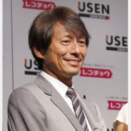 U-NEXTの宇野社長(C)日刊ゲンダイ