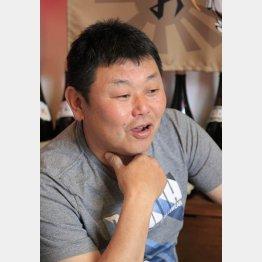 デーブ大久保さん(C)日刊ゲンダイ