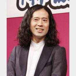 芥川賞作家になったピースの又吉直樹(C)日刊ゲンダイ