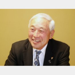 岩手県たばこ耕作組合の滝沢正一組合長(C)日刊ゲンダイ