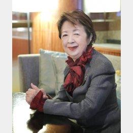 下重暁子氏(C)日刊ゲンダイ