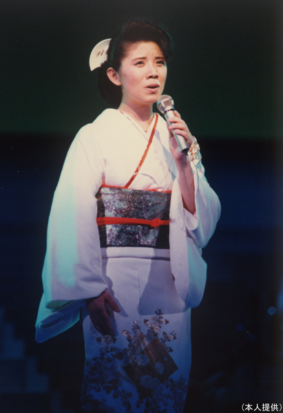 森昌子(提供写真)