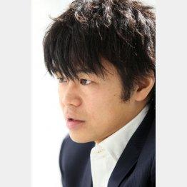 人工知能と経済学の関係を研究する井上智洋氏(C)日刊ゲンダイ