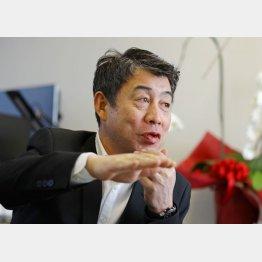 和郷園の木内博一代表理事(C)日刊ゲンダイ