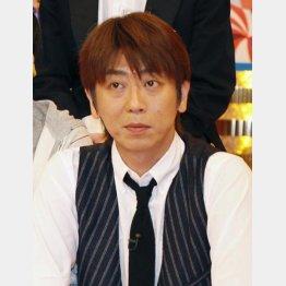 MCを務めるフットボールアワー後藤(C)日刊ゲンダイ