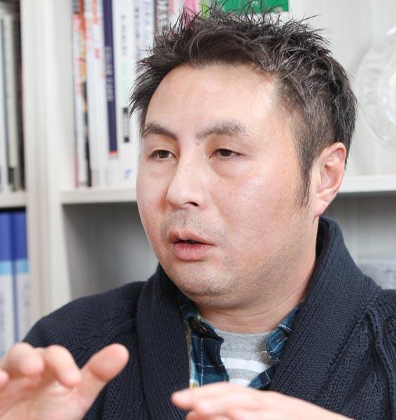 ステイト・オブ・マインドの伊藤悠平社長(C)日刊ゲンダイ