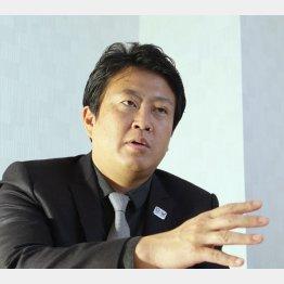 都民ファーストの会代表・野田数氏(C)日刊ゲンダイ