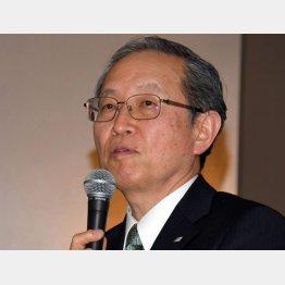 社員はどうする?(綱川社長)/(C)日刊ゲンダイ