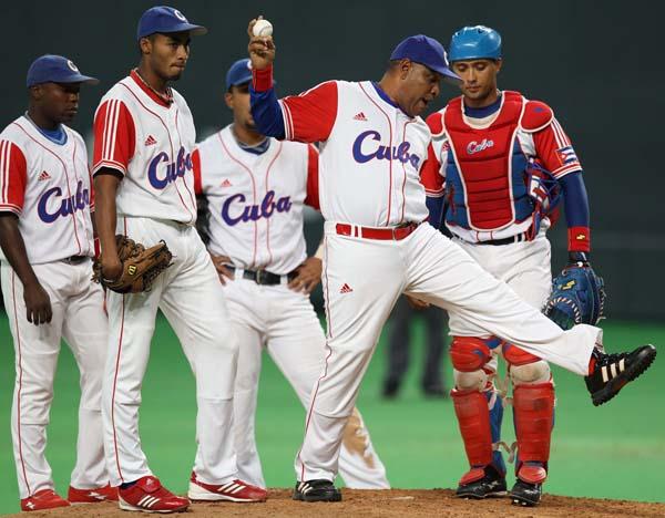前回のキューバ代表は若手ばかりだったが…(C)日刊ゲンダイ