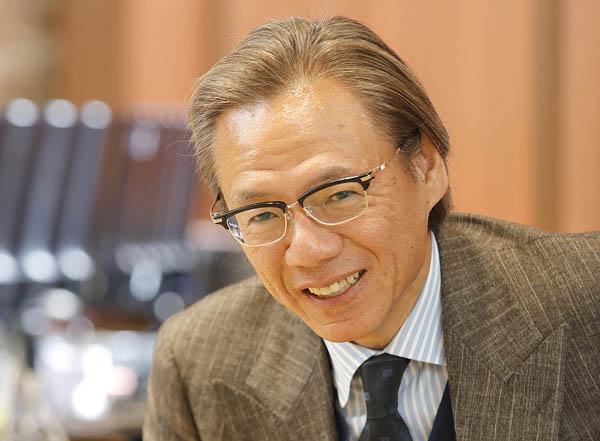 ガーデングループの密山根成社長(C)日刊ゲンダイ