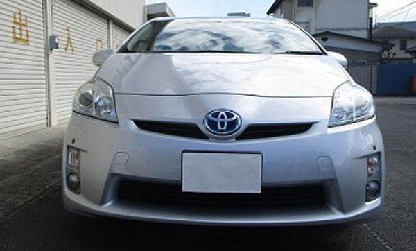 埼玉県出品のトヨタ・プリウスは35万円(HPから)