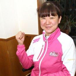 パラ競泳・成田真由美さん 好物のラーメン控え食事管理徹底