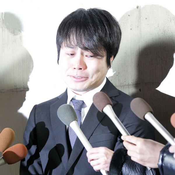 芸能界は同情ムードだが…(C)日刊ゲンダイ