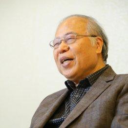 荒俣宏さん(C)日刊ゲンダイ