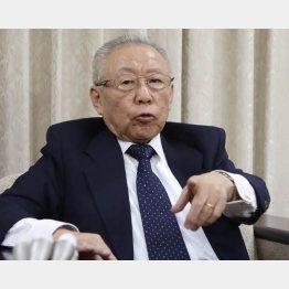 鴻池元防災担当相も日本会議のメンバー