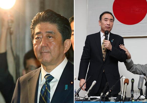 籠池理事長にかぶせた安倍首相の電波ジャック(C)日刊ゲンダイ
