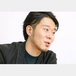 サーキュレーションの久保田雅俊社長(C)日刊ゲンダイ