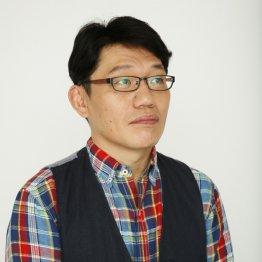 飯尾和樹(C)日刊ゲンダイ