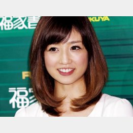 ゆうこりんの元夫はカリスマ美容師(C)日刊ゲンダイ