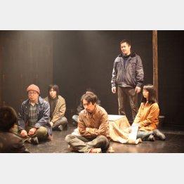 舞台版 実録・連合赤軍あさま山荘への道程(提供写真)