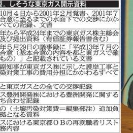 """次に炸裂するマル秘メモ砲は? 百条委騒然""""弾薬庫リスト"""""""