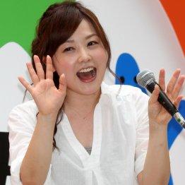 日本テレビの水卜麻美アナウンサー(C)日刊ゲンダイ