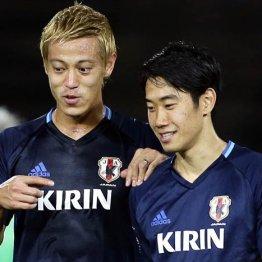 <11>GK目線で言うと岡崎、本田、香川には脅威を感じない