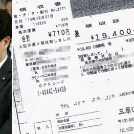 「土人」発言容認 鶴保大臣は夜遊び政治資金を何度も訂正