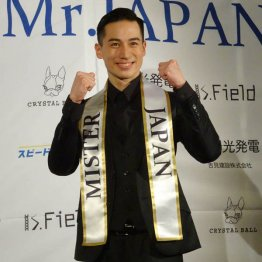 グランプリに選ばれた松浦泰山さん(提供写真)
