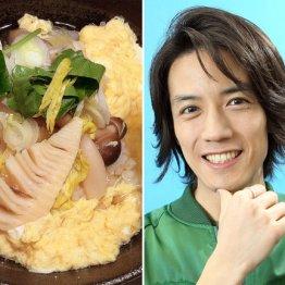 半田健人 お腹がすいた頃に作ってくれた「夜食の雑炊」