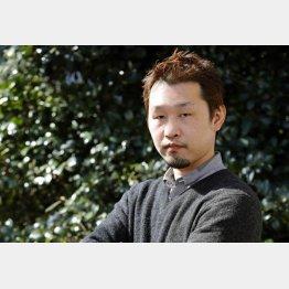 李冽理さん(C)日刊ゲンダイ