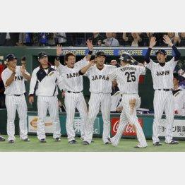 東京ラウンドも大盛り上がり(C)日刊ゲンダイ