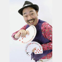 ふじいあきらさん(C)日刊ゲンダイ