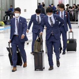 お疲れさま(C)日刊ゲンダイ