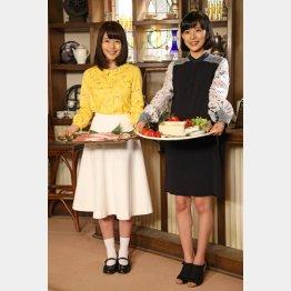 ステーキと名産品セットを交換(C)日刊ゲンダイ