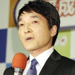 河野憲治キャスター(C)日刊ゲンダイ