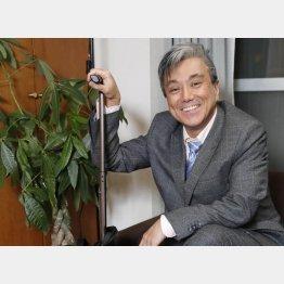 二村ヒトシさん(C)日刊ゲンダイ