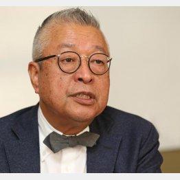 物語コーポレーションの小林佳雄会長(C)日刊ゲンダイ