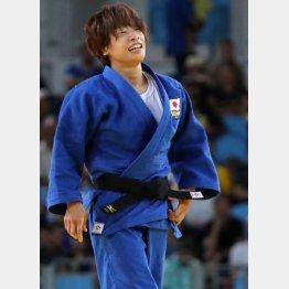 女子48キロ級はリオで銅の近藤亜美が連覇(C)日刊ゲンダイ