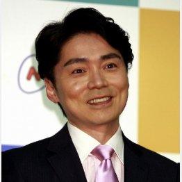「おはよう日本」メーンキャスターに就任した高瀬耕造アナ(C)日刊ゲンダイ
