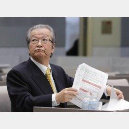 浜渦元副知事は偽証で告発されるのか(C)日刊ゲンダイ