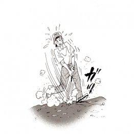 春ゴルフでは警戒心が薄れ大叩きの危険性がアップする