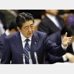 「立法府の長」発言が現実に(C)日刊ゲンダイ