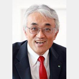 どん底を経験した根岸秋男社長(C)日刊ゲンダイ